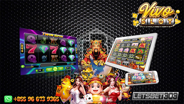 Game Slot Vivo Online Paling Trending Se Indonesia